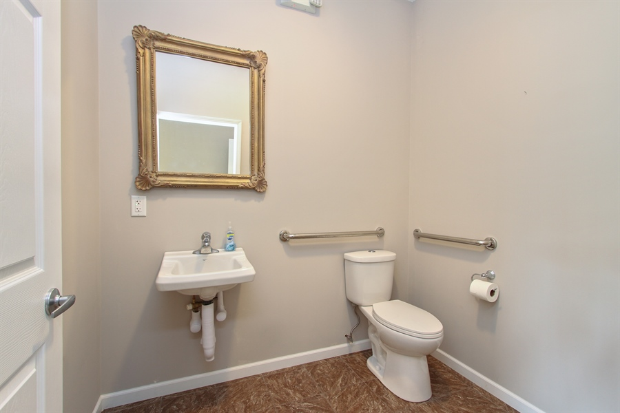 Real Estate Photography - 929 Main St, Antioch, IL, 60002 - Bathroom