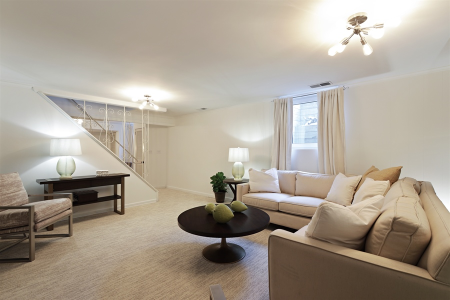 Real Estate Photography - 1306 Jackson Ave, River Forest, IL, 60305 - Lower Level