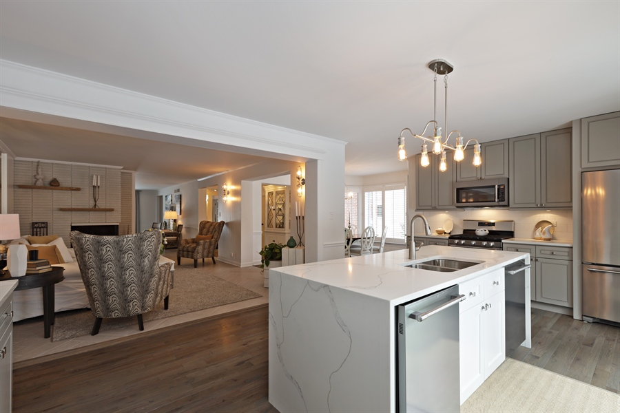 Real Estate Photography - 1306 Jackson Ave, River Forest, IL, 60305 - Kitchen