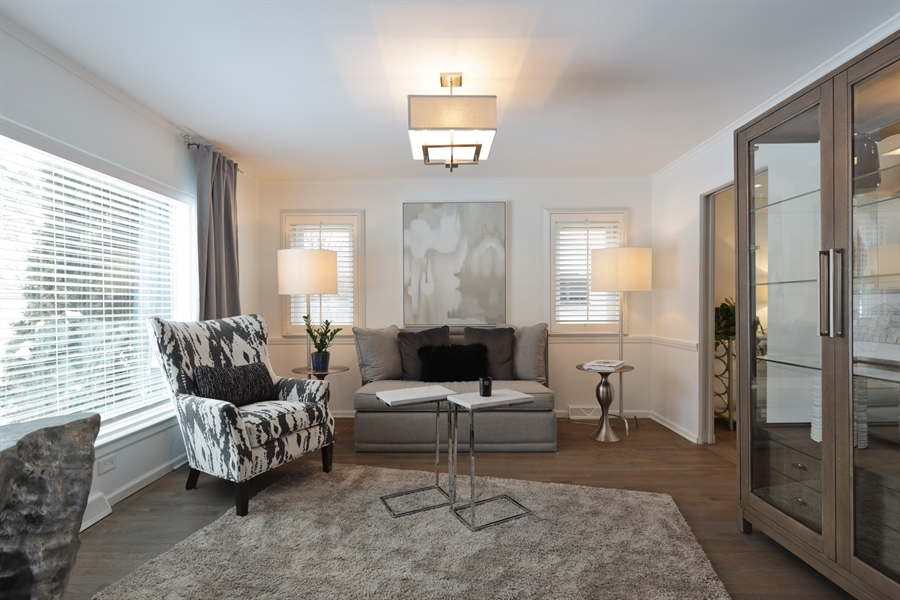 Real Estate Photography - 1306 Jackson Ave, River Forest, IL, 60305 - Bedroom