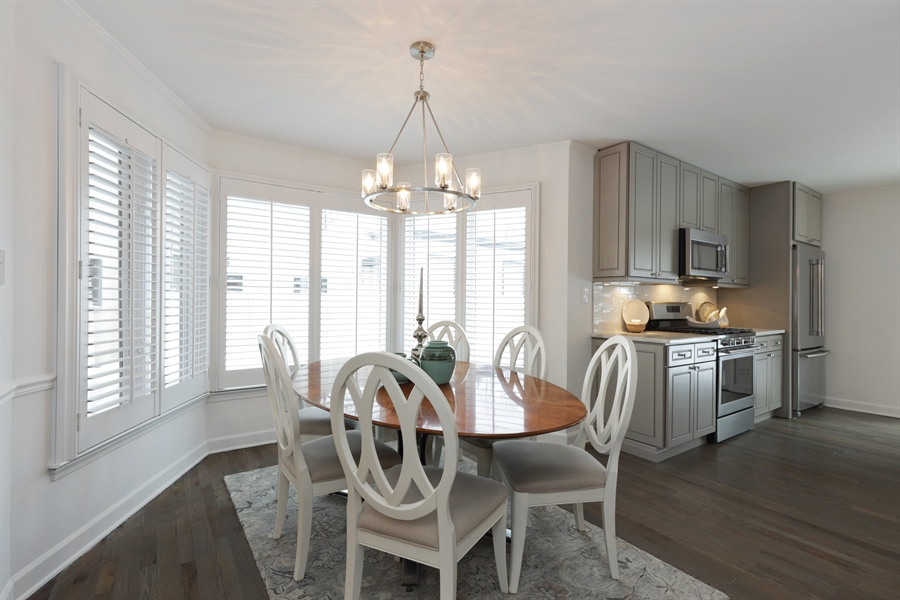 Real Estate Photography - 1306 Jackson Ave, River Forest, IL, 60305 - Dining Room