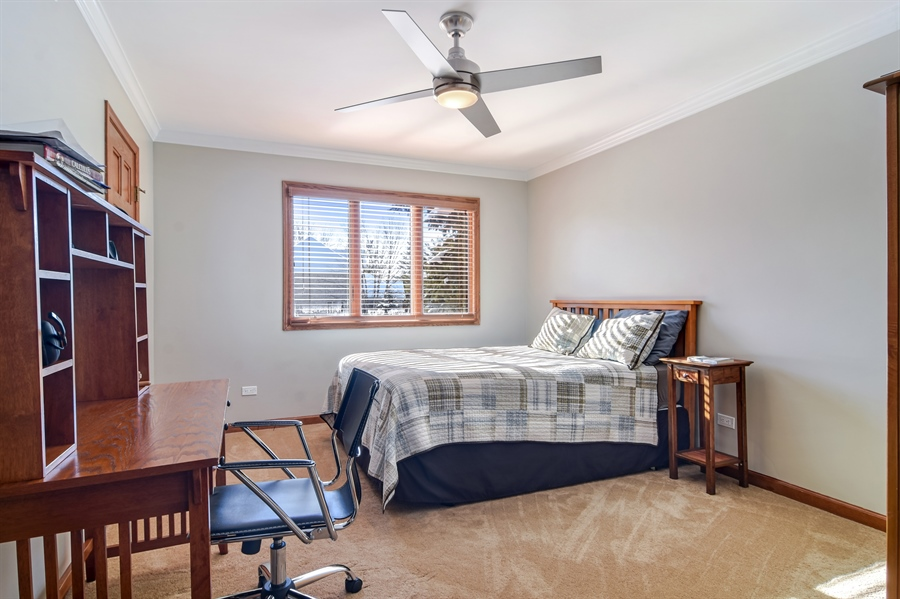 Real Estate Photography - 6217 Pine Cone Ct, Long Grove, IL, 60047 - 3rd Bedroom