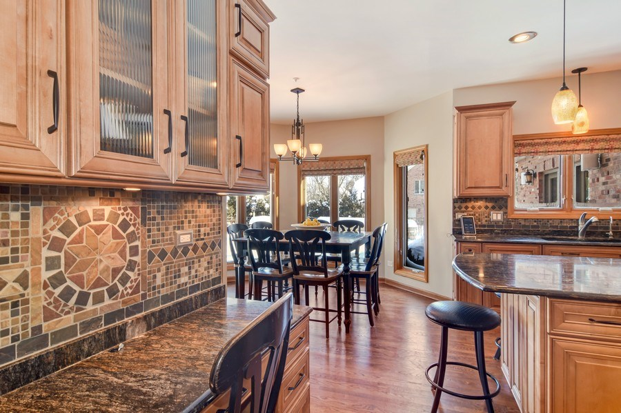 Real Estate Photography - 6217 Pine Cone Ct, Long Grove, IL, 60047 - Kitchen