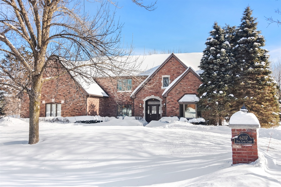 Real Estate Photography - 6217 Pine Cone Ct, Long Grove, IL, 60047 - Front View