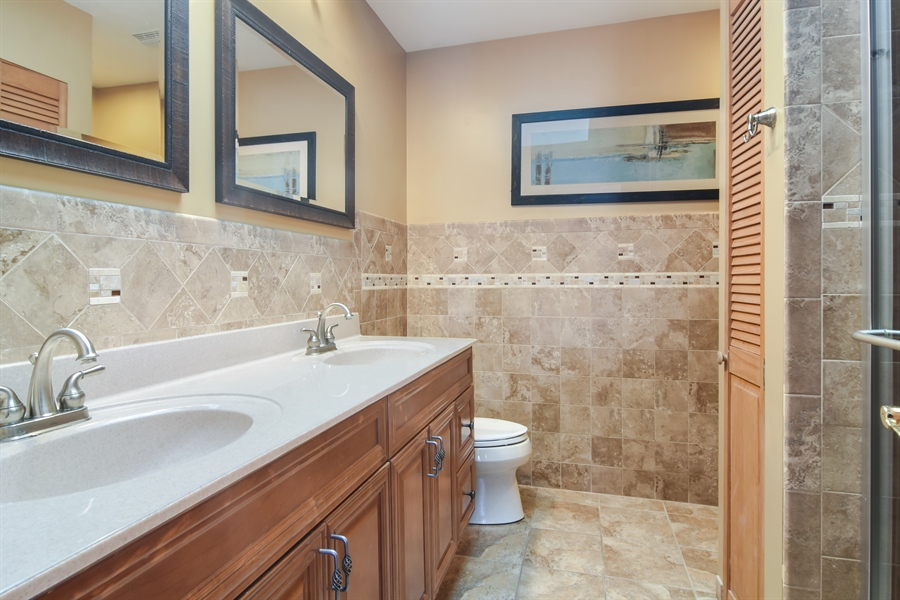 Real Estate Photography - 6217 Pine Cone Ct, Long Grove, IL, 60047 - Bathroom