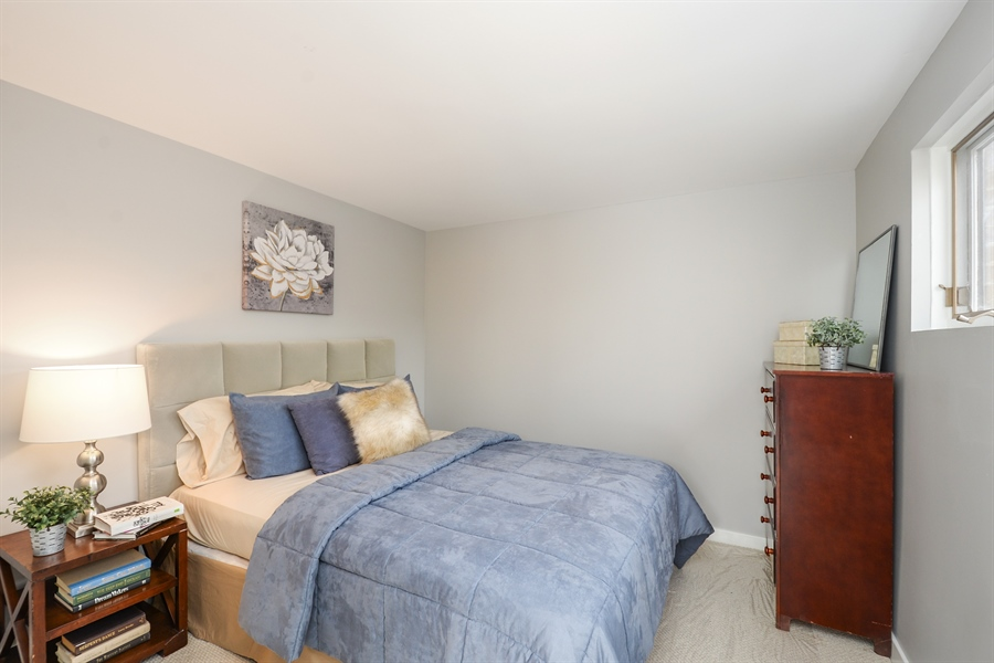 Real Estate Photography - 931 W Wrightwood Ave, Unit C, Chicago, IL, 60614 - 2nd Bedroom