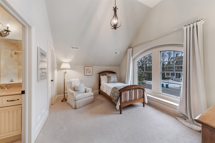 Real Estate Photography - 415 S. Adams St., Hinsdale, IL, 60521 - 3rd Bedroom