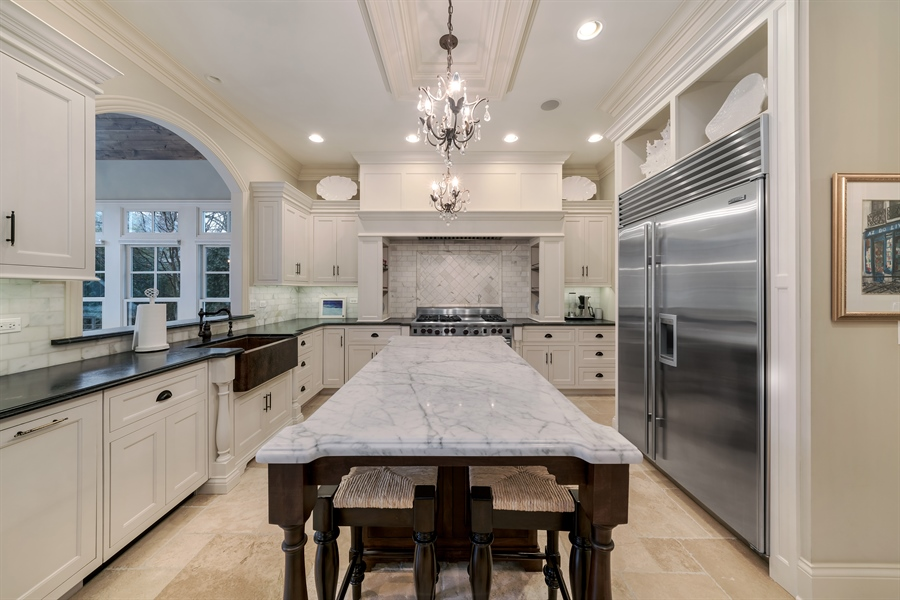 Real Estate Photography - 415 S. Adams St., Hinsdale, IL, 60521 - Kitchen