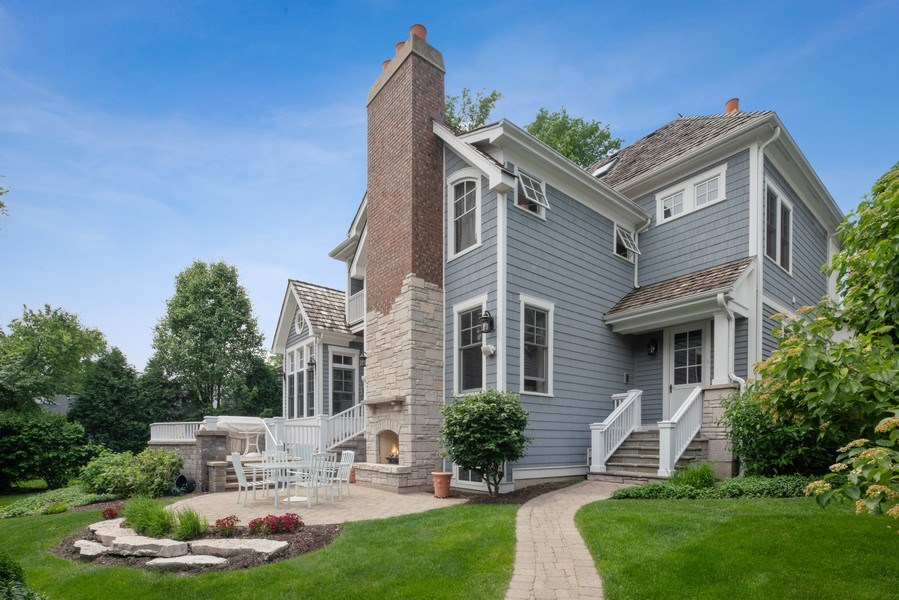 Real Estate Photography - 415 S. Adams St., Hinsdale, IL, 60521 -