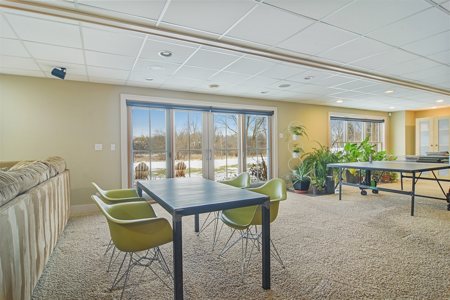 Real Estate Photography - 1 Anne Ct., Hawthorn Woods, IL, 60047 - Lower Level
