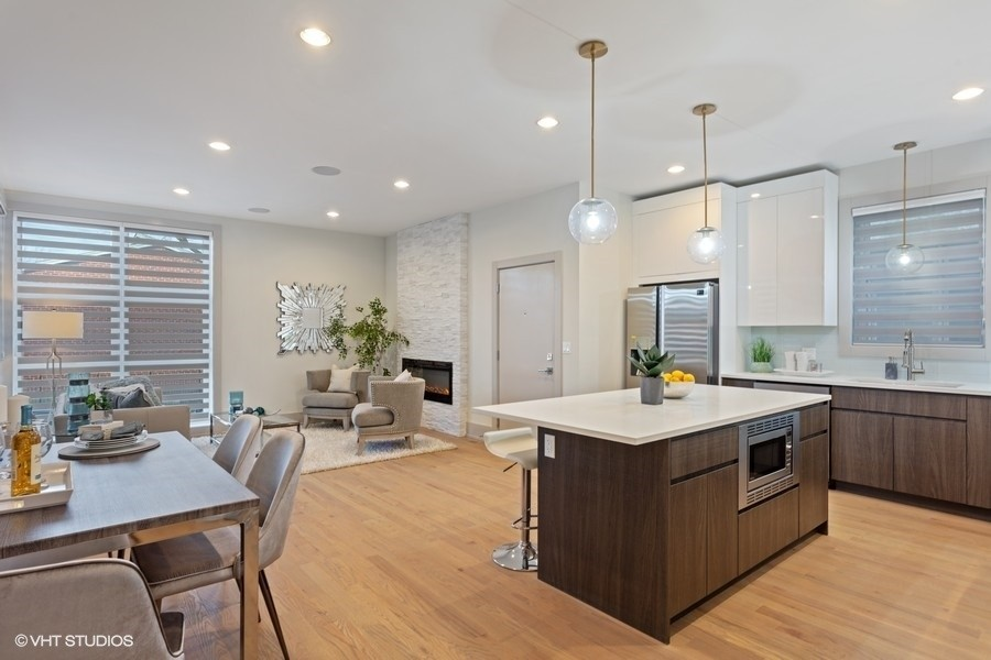 Real Estate Photography - 1213 E. 46th Street, 1, Chicago, IL, 60653 -