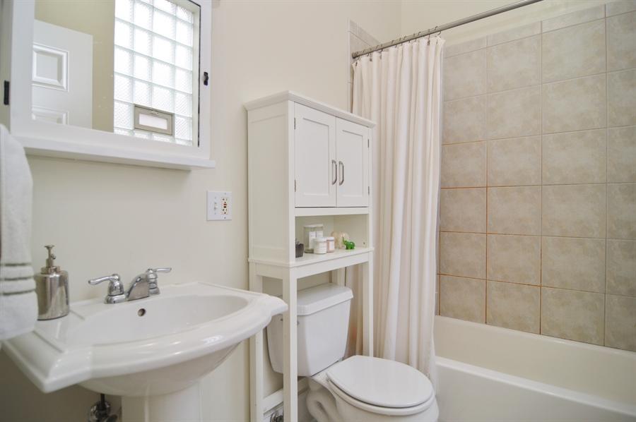 Real Estate Photography - 454 Armitage, 3, Chicago, IL, 60614 - Master Bathroom