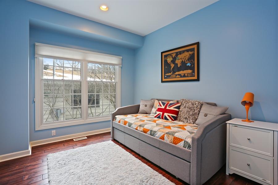 Real Estate Photography - 495 Ridgeway, St Joseph, MI, 49085 - 4th Bedroom, Main Floor