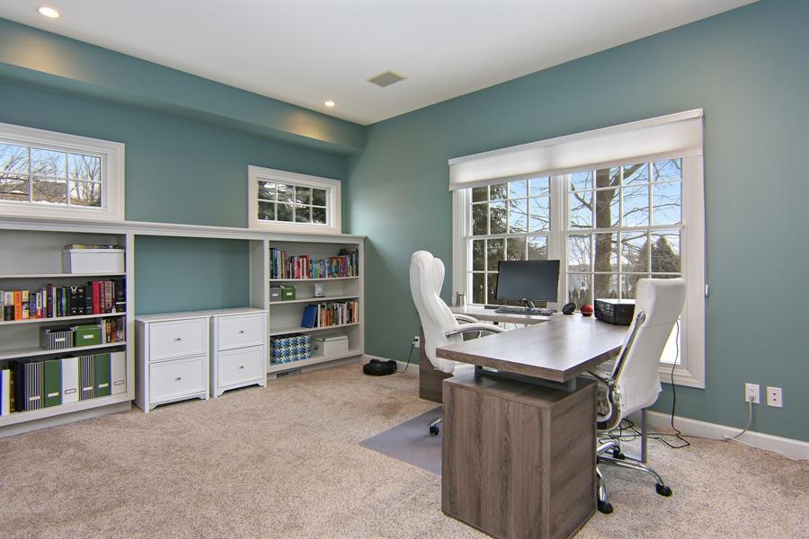 Real Estate Photography - 495 Ridgeway, St Joseph, MI, 49085 - Study