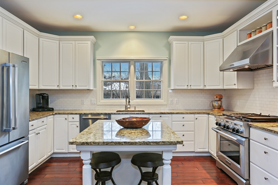 Real Estate Photography - 495 Ridgeway, St Joseph, MI, 49085 - Kitchen