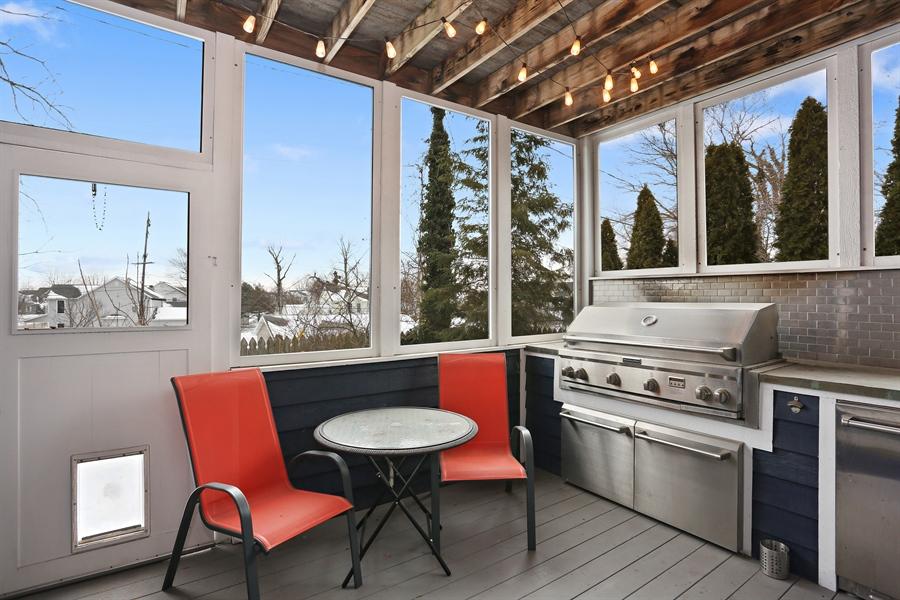 Real Estate Photography - 495 Ridgeway, St Joseph, MI, 49085 - Porch