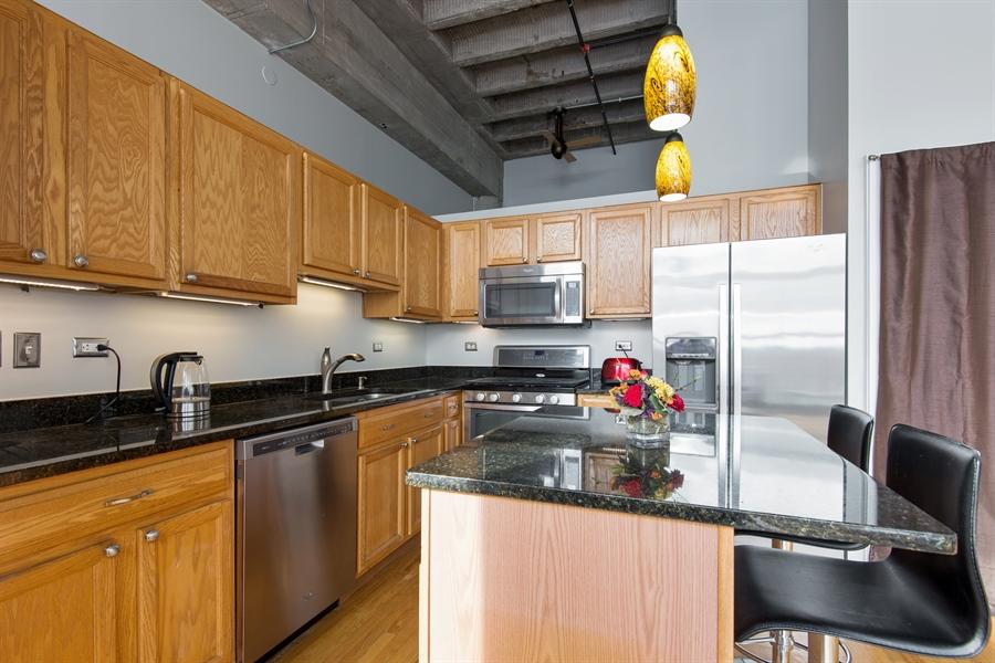 Real Estate Photography - 1834 Ridge, Evanston, IL, 60201 - Kitchen