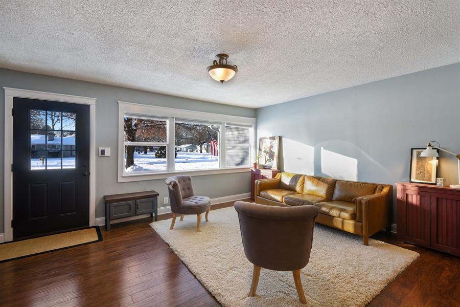 Real Estate Photography - 185 Hunter Dr, Benton Harbor, MI, 49022 - Living Room