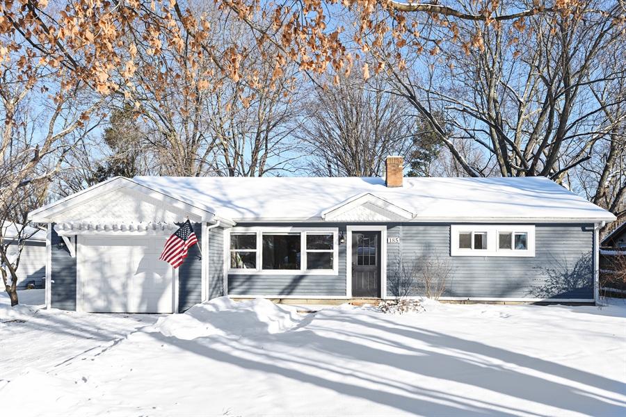 Real Estate Photography - 185 Hunter Dr, Benton Harbor, MI, 49022 - Front View