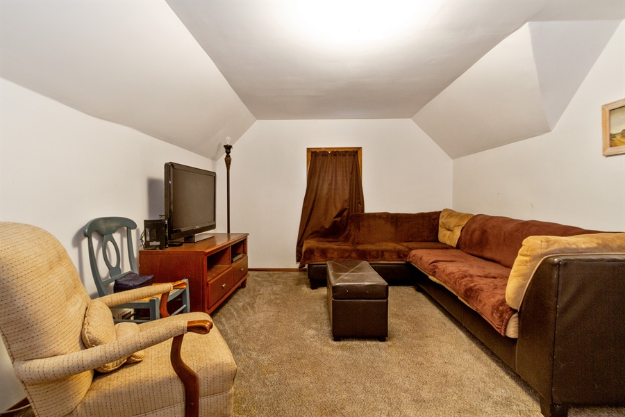 Real Estate Photography - 1265 Racine St, Delavan, WI, 53115 - Living Room