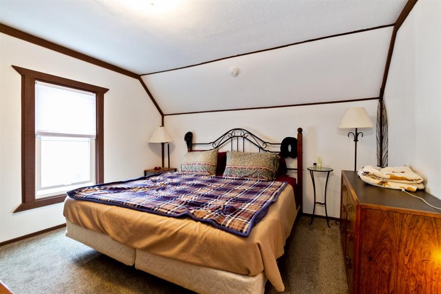 Real Estate Photography - 1265 Racine St, Delavan, WI, 53115 - Master Bedroom