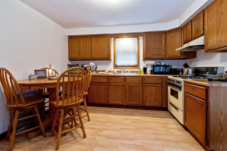 Real Estate Photography - 1265 Racine St, Delavan, WI, 53115 - Kitchen