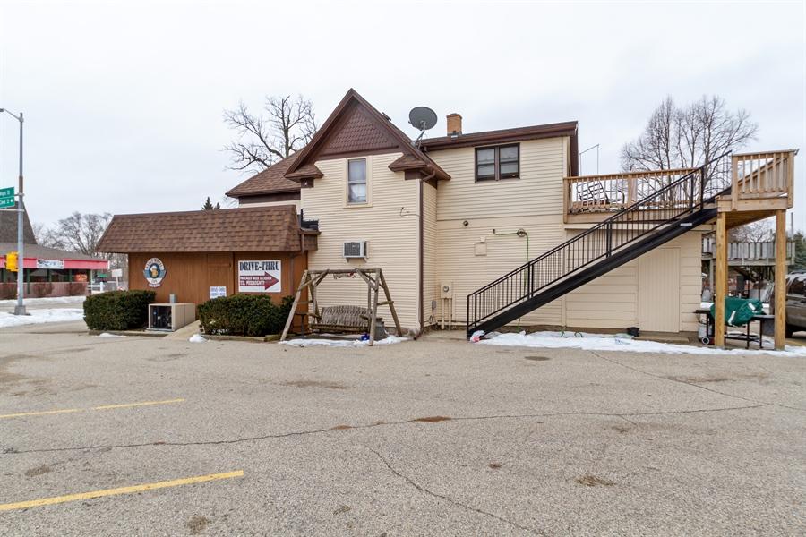 Real Estate Photography - 1265 Racine St, Delavan, WI, 53115 - Front View