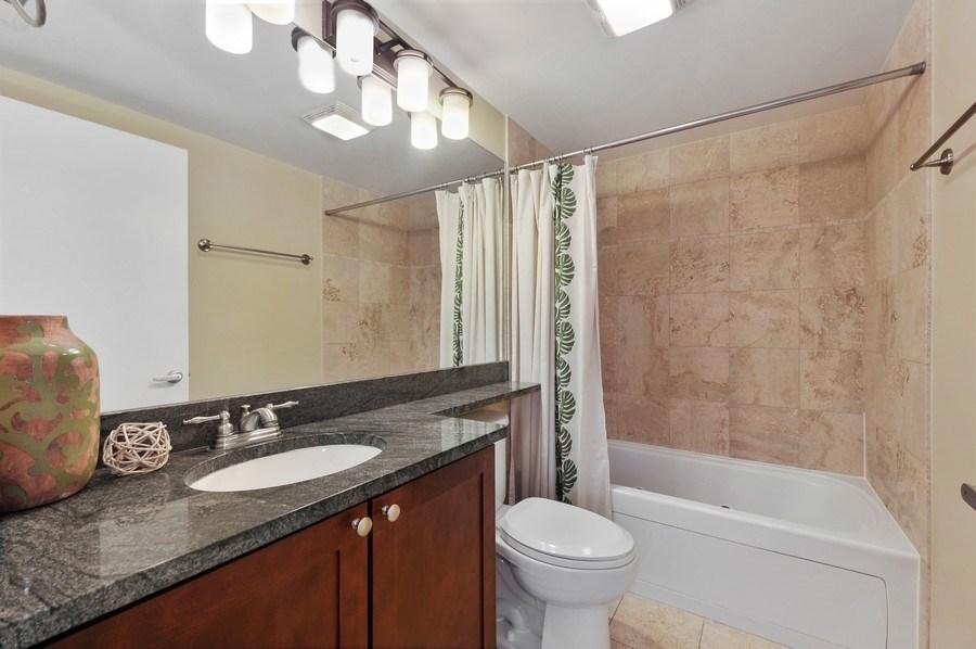 Real Estate Photography - 2525 W. Bryn Mawr, 204, Chicago, IL, 60659 - Master Bath