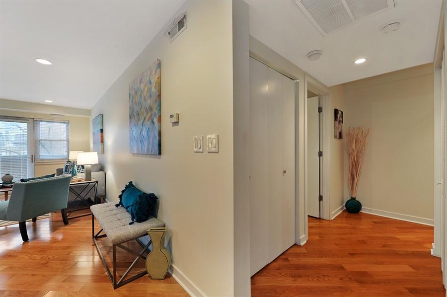 Real Estate Photography - 2525 W. Bryn Mawr, 204, Chicago, IL, 60659 - Hallway