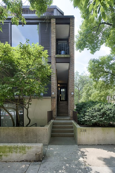 Real Estate Photography - 235 W Eugenie, T4, Chicago, IL, 60614 -