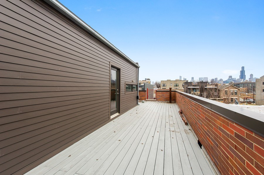 Real Estate Photography - 527 N Wood, Chicago, IL, 60622 -