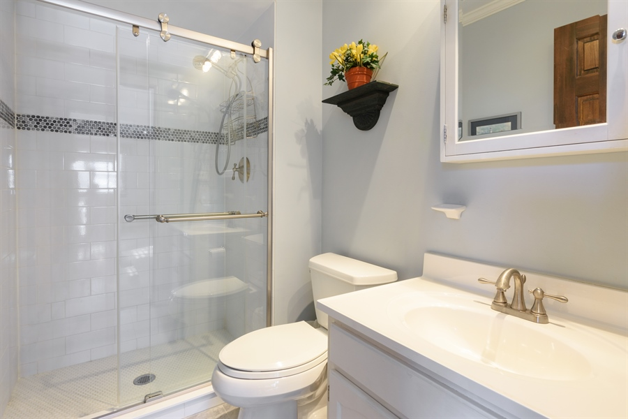 Real Estate Photography - 354 S Carlyle Place, Arlington Heights, IL, 60004 - Master Bathroom