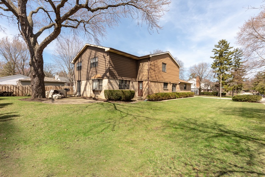Real Estate Photography - 354 S Carlyle Place, Arlington Heights, IL, 60004 - Back View