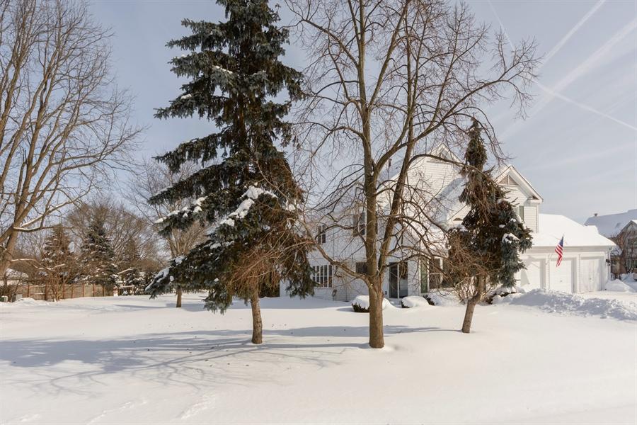 Real Estate Photography - 810 Ambria Ct, Mundelein, IL, 60060 - Rear View