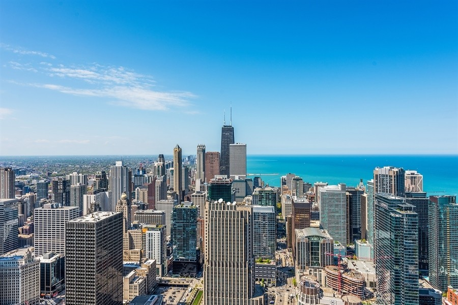 Real Estate Photography - 225 N Columbus, 5406, Chicago, IL, 60601 -