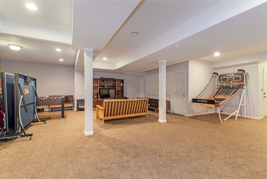 Real Estate Photography - 809 Glenwood Ln, Glenview, IL, 60025 - Basement