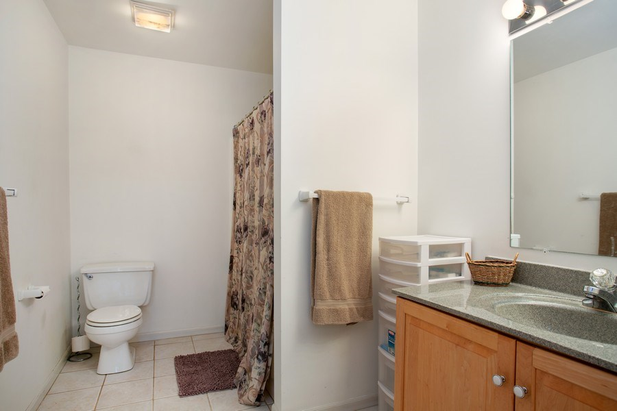 Real Estate Photography - 4051 Creek Dr, New Buffalo, MI, 49117 - Master Bathroom