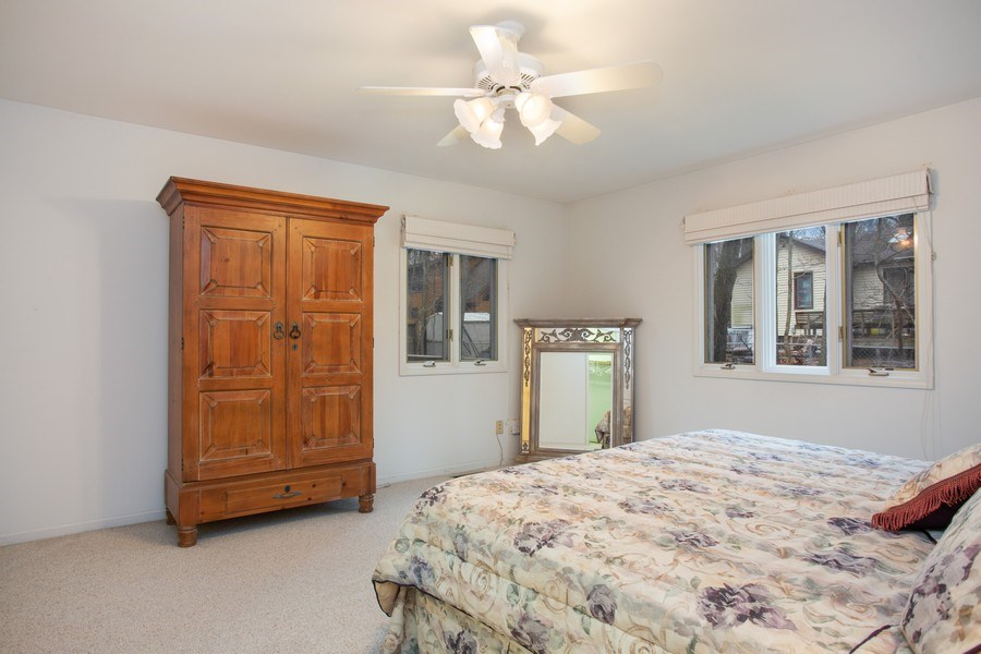 Real Estate Photography - 4051 Creek Dr, New Buffalo, MI, 49117 - Master Bedroom