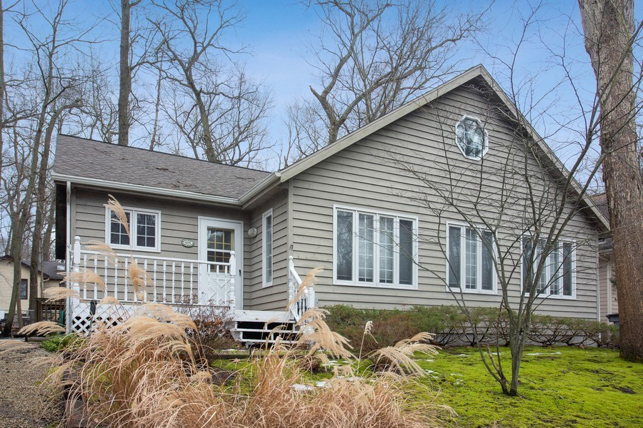Real Estate Photography - 4051 Creek Dr, New Buffalo, MI, 49117 - Front View
