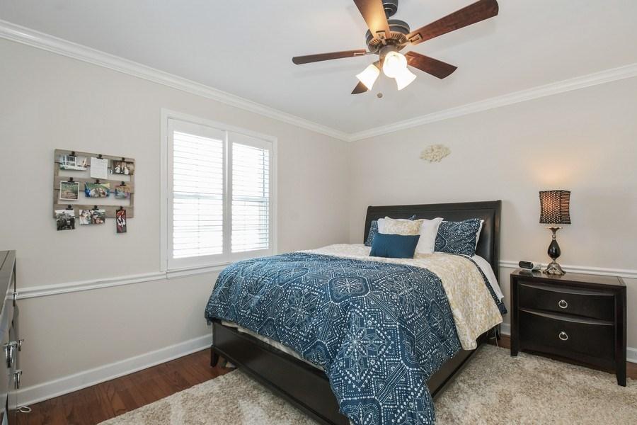 Real Estate Photography - 1733 Stevens Dr, Glenview, IL, 60025 - Master Bedroom