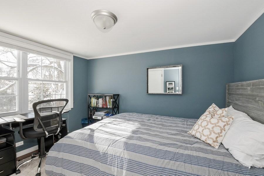Real Estate Photography - 1733 Stevens Dr, Glenview, IL, 60025 - 2nd Bedroom