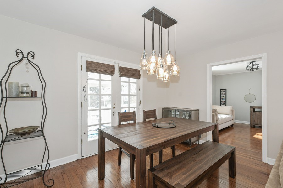 Real Estate Photography - 1733 Stevens Dr, Glenview, IL, 60025 - Dining Room