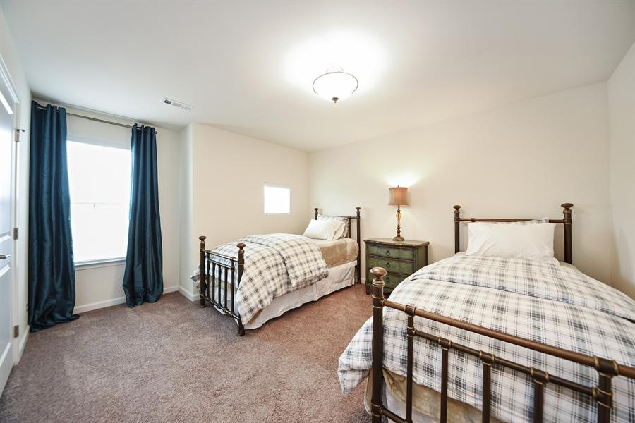 Real Estate Photography - 890 Sunburst Lane, Gilberts, IL, 60136 - 2nd Bedroom