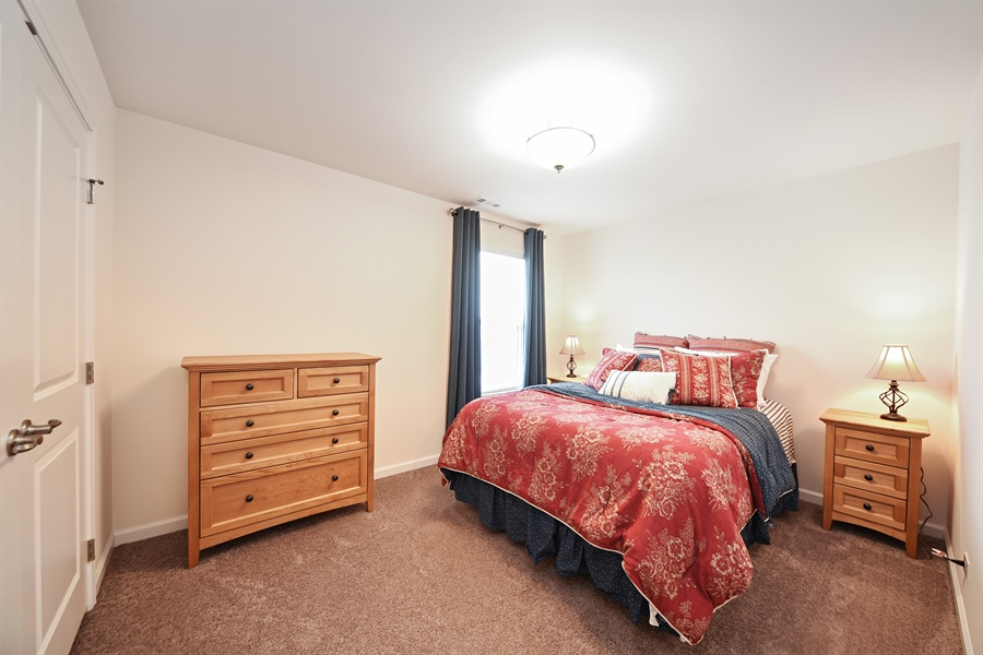 Real Estate Photography - 890 Sunburst Lane, Gilberts, IL, 60136 - 4th Bedroom