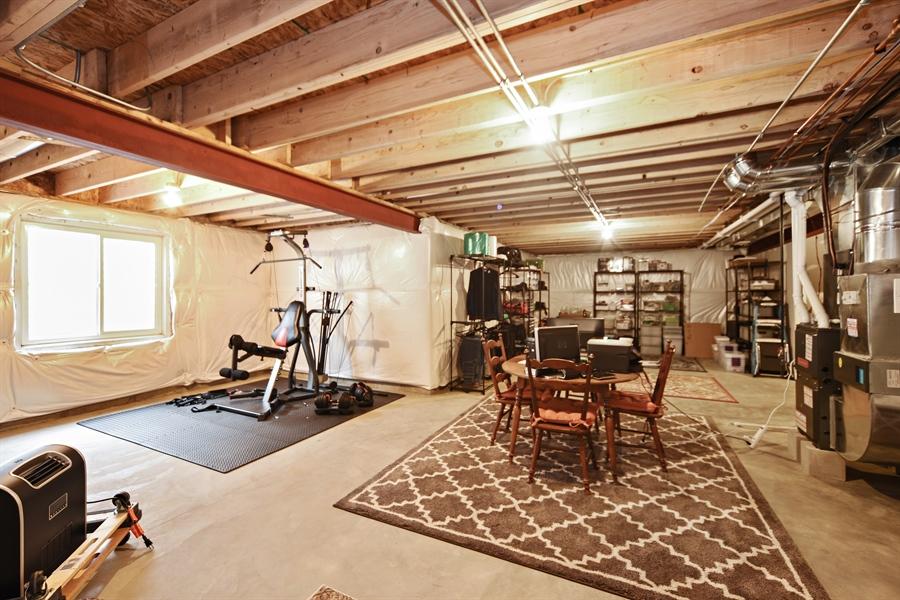 Real Estate Photography - 890 Sunburst Lane, Gilberts, IL, 60136 - Lower Level