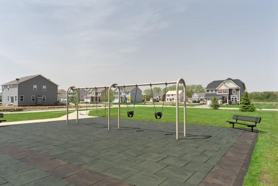 Real Estate Photography - 890 Sunburst Lane, Gilberts, IL, 60136 -