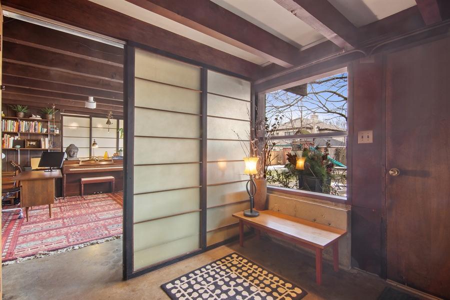 Real Estate Photography - 565 Meadow Rd, Winnetka, IL, 60043 - Foyer