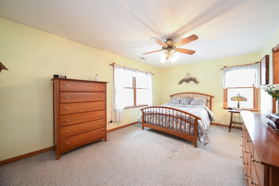 Real Estate Photography - 310 N Owen St, Mount Prospect, IL, 60056 - Master Bedroom