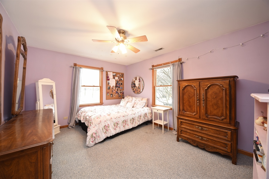 Real Estate Photography - 310 N Owen St, Mount Prospect, IL, 60056 - 3rd Bedroom