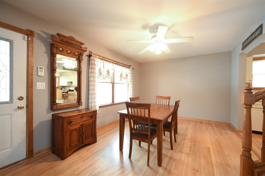 Real Estate Photography - 310 N Owen St, Mount Prospect, IL, 60056 - Dining Room